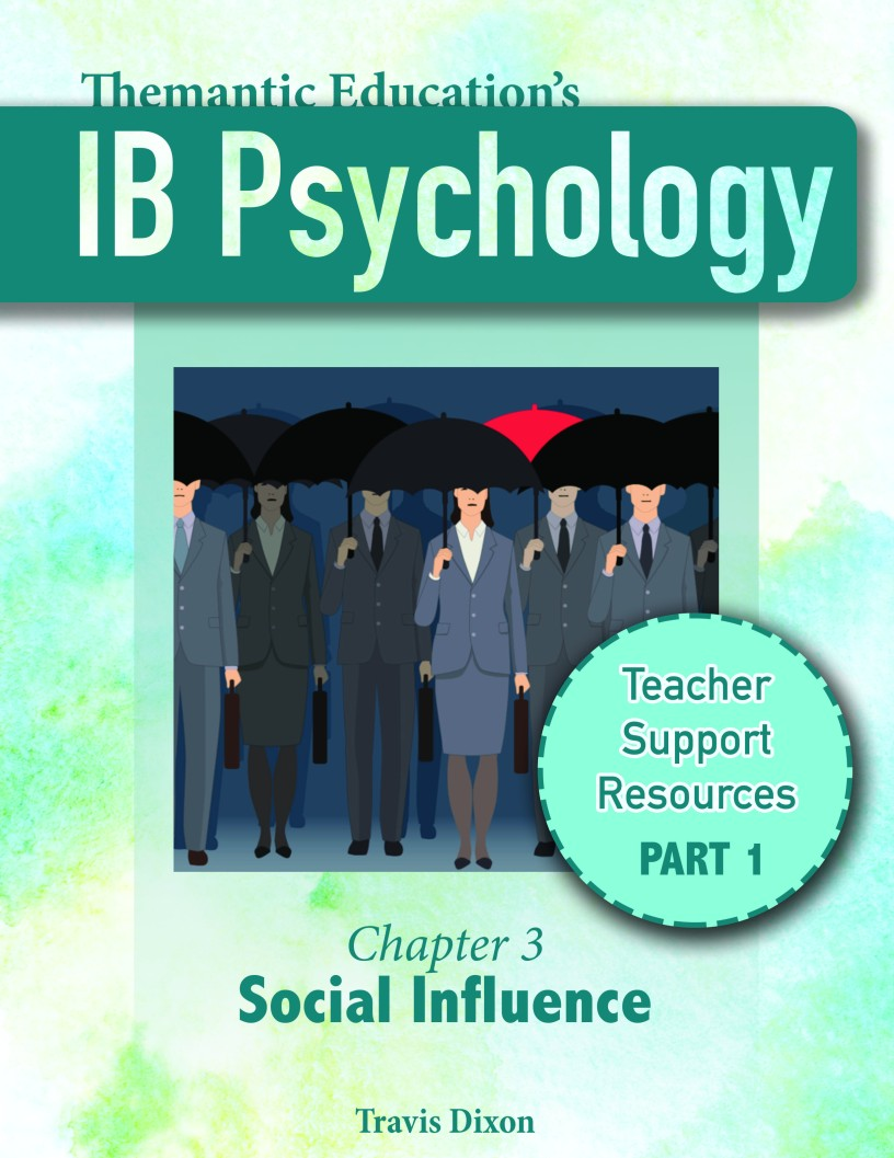 Workbooks psychology workbook : New Teacher Support Pack Now Available – IB Psychology